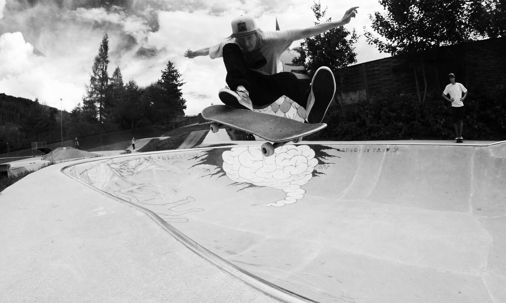 Clemens Millauer: Skate Air